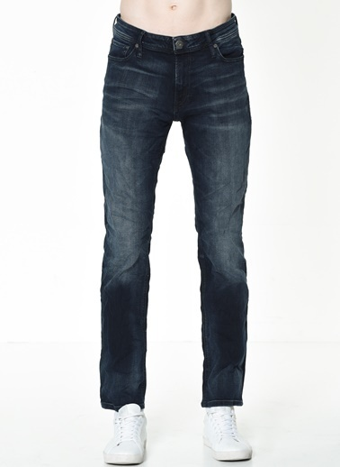 Jack & Jones Jean Pantolon | Clark - Regular Lacivert